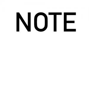 Note-Sarja